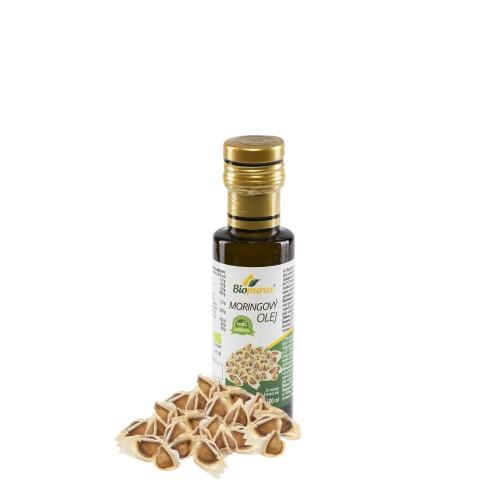 Biopurus BIO moringový olej, 100 ml