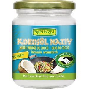 Rapunzel BIO kokosový olej lisovaný za studena,  200g