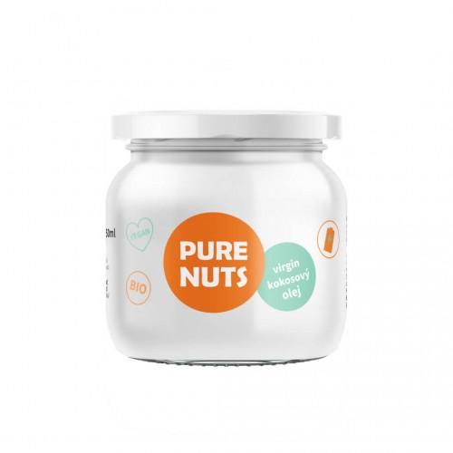 PURE NUTS BIO virgin kokosový olej, 150ml
