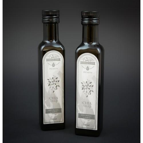 Chia olej - cannalife (250ml)