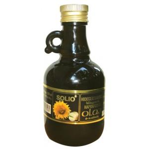 Slnečnicový olej s cesnakom (250ml) - Solio