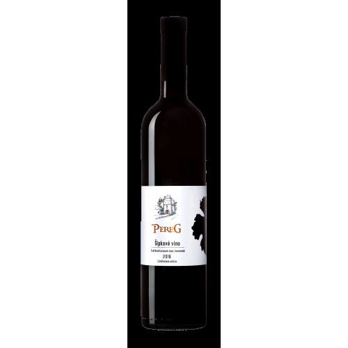 PEREG víno šípkové 0,5l