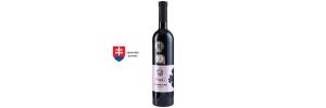 Pereg víno z čiernych ríbezlí (0,75l)