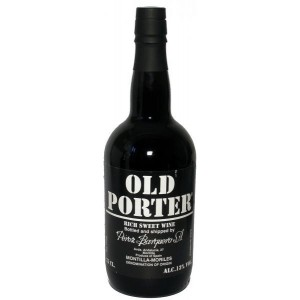 Portské víno, červené - Old Porter, 750ml