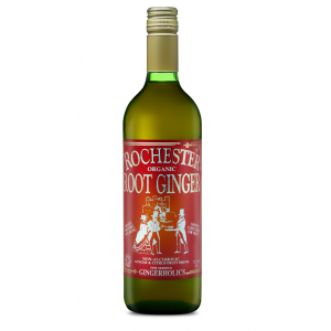 ROCHESTER ORGANIC ROOT GINGER (725 ml)