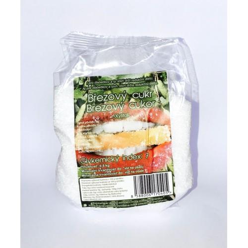 Brezový cukor (Xylitol) 500g
