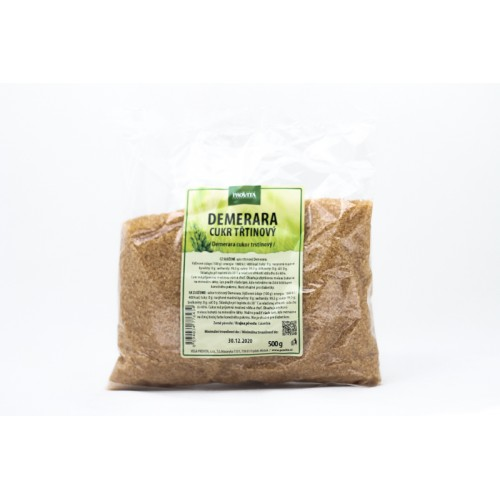 PROVITA trstinový cukor DEMERARA, 500g