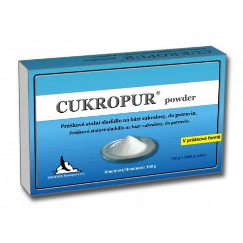 Cukropur powder 100g