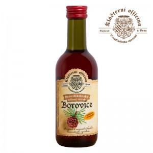 Klášterní Officina Borovicový sirup 250ml