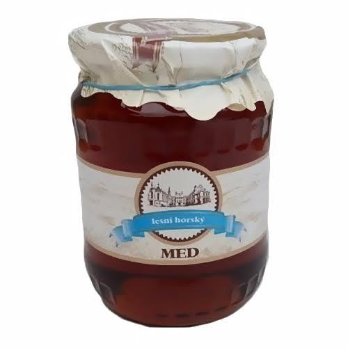 Med zmiešaný horský 900g