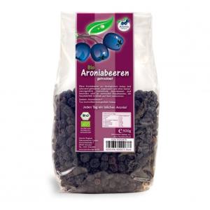 BIO Arónia, sušené plody 500g