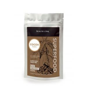 BIO Kakaové bôby nepražené (250g) - Health Link