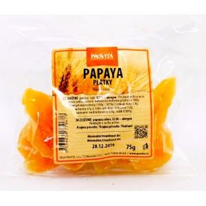Papaya plátky (75g) - Provita