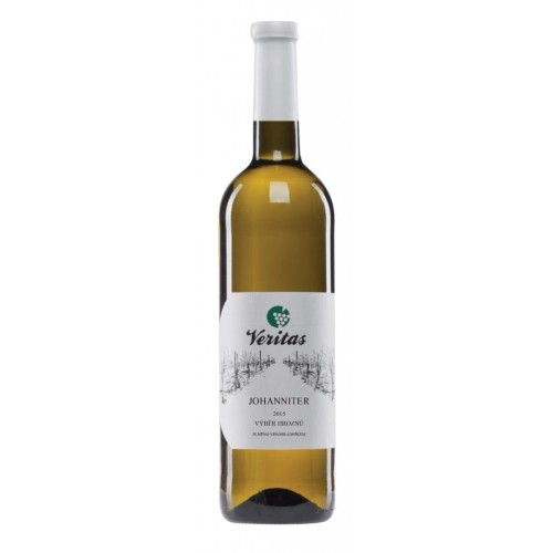 Johanniter, BIO 2015 - Veritas (0,75l)