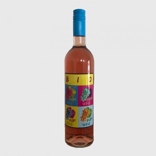 POP wine ružové BIO víno - Veritas (0,75l)