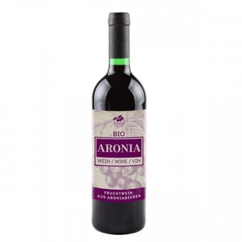 Arónia bio víno 750ml