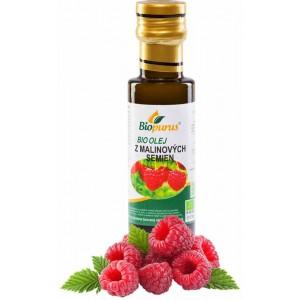 BIO olej z malinových semien (100ml) - Biopurus