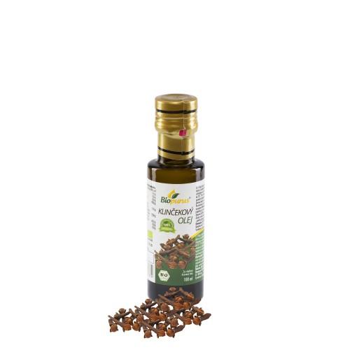 Biopurus - klinčekový olej (100ml)