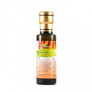 Mrkvový olej bio (100ml)