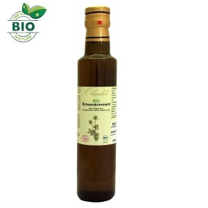 Olej z čiernej rasce BIO (250ml)