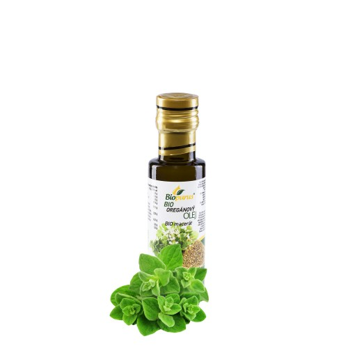 Biopurus BIO Oregánový olej (100ml)