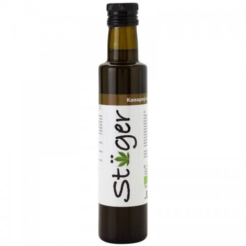 Konopný olej (250ml) - Stoger