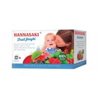Hannasaki Fruit Fenykl – pre deti a kojace maminky, 40g