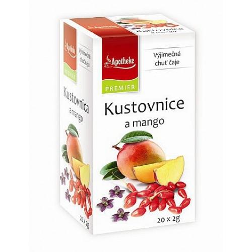APOTHEKE Kustovnica & Mango 20x2g (571)