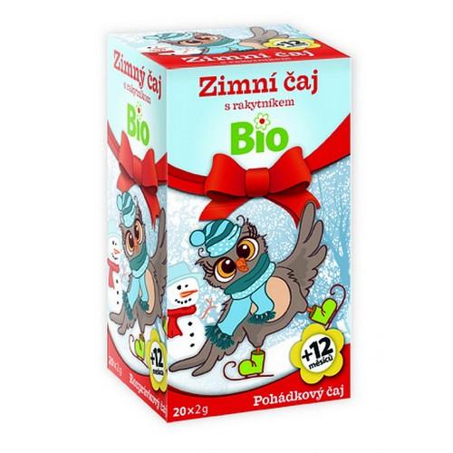 APOTHEKE BIO zimný čaj s rakytníkom 20x2g (537)