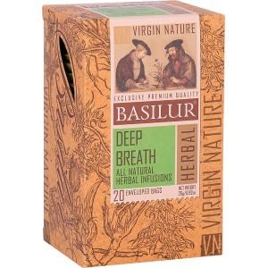BASILUR Virgine Nature Deep Breath 20x1,3g (4141)