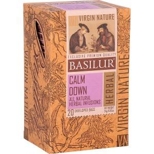 BASILUR Virgine Nature Calm Down 20x1,2g (4142)