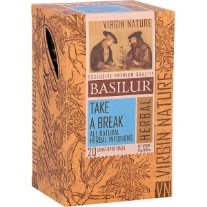 BASILUR Virgine Nature Take a Break 20x1,2g (4144)
