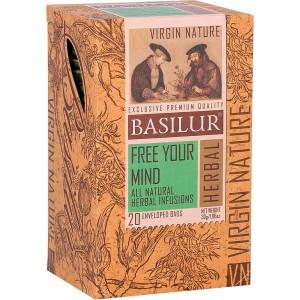 BASILUR Virgine Nature Free Your Mind 20x1,5g (4145)