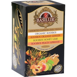 BASILUR Rooibos Assorted 25x1,5g (3984)