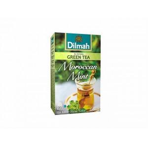 Dilmah ns. Zelený Maroccan Mint 20x1.5g (656)