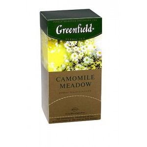 Greenfield Herbal Camomile Meadow 25x1.5g (5614)