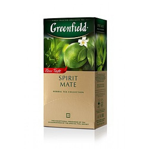Greenfield Herbal Spirit Mate 25x1,5g (5534)
