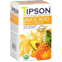 TIPSON BIO Avocado Tropical Pineapple 25x1,5g (5032)