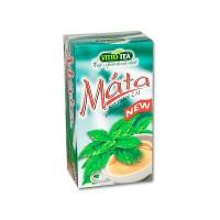 VITTO TEA bylinný čaj Mäta, 20x1,5g (920)