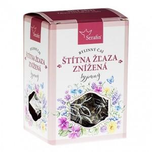 Serafin štítna žľaza znížená - bylinný čaj sypaný, 50g