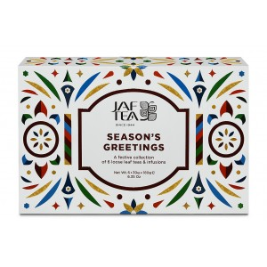 JAFTEA Box Seasons Greeting's Collection 6x30g (2915)
