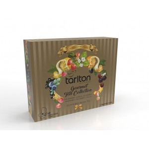TARLTON Assortment Presentation Black Tea 60x2g (6971)