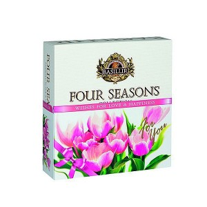 BASILUR Four Seasons For You Pink Assorted 40E(4990)