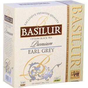 BASILUR Premium Earl Grey 100x2g (3892)