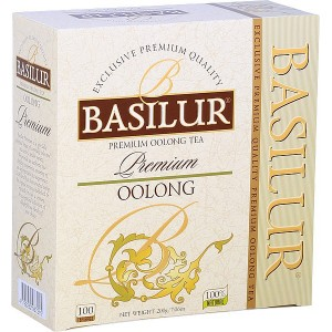 BASILUR Premium Oolong, 100x2g (3897)
