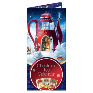 BASILUR Christmas Tea Kalendar 24 druhov čajov (3950)