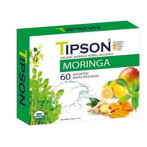 TIPSON BIO Moringa Kazeta Variace 60x1,5g (5066)