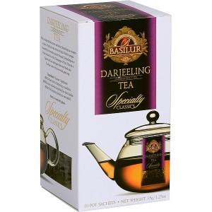 BASILUR Specialty Darjeeling Pot Sachet 10x3,5g (7861)