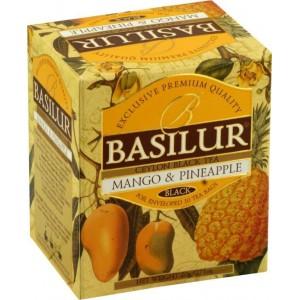 BASILUR Magic Mango & Pineapple, 10x2g (4943)