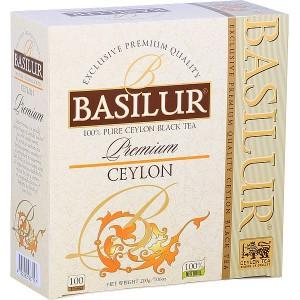BASILUR Premium Ceylon, 100x2g (3890)